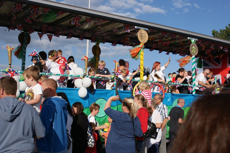 Cleethorpes Carnival 2012