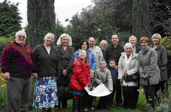 Fotherby church open gardens